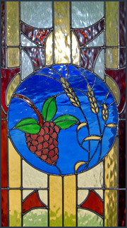 Stained glass food